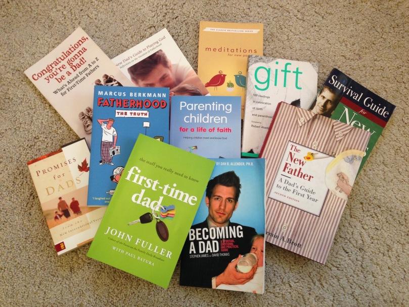 Fatherhood Books